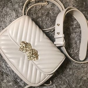 Zara fanny pack and bag